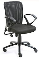 Net Low Back Office Chair