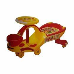 Eco Clown Magic Car
