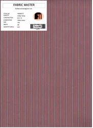 Dobby Stripe Fabric FM000275