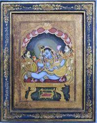 Bal Krishna Tanjore Painting