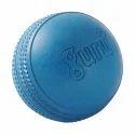 Blue Cricket Rubber Ball