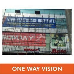 One Way Vision Sticker Printing Services