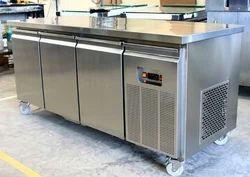 Work Top Under  Counter Freezer