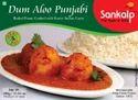 Sankalp Frozen Dum Aloo Punjabi, Packaging Type: Packet, Paper Box