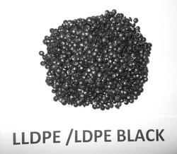 LLDPE Granules - Black LLDPE Roto Granules Manufacturer from