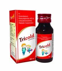 Paracetamol, Phenylephrine and CPM Suspension