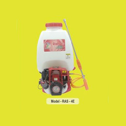 RAS 4E Extra Powder Knapsack Sprayers