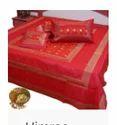 Himroo Silk Bed Sheets