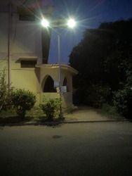 Double Wing Solar Street Light