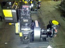 Akshshakti 8 hp Pump Set