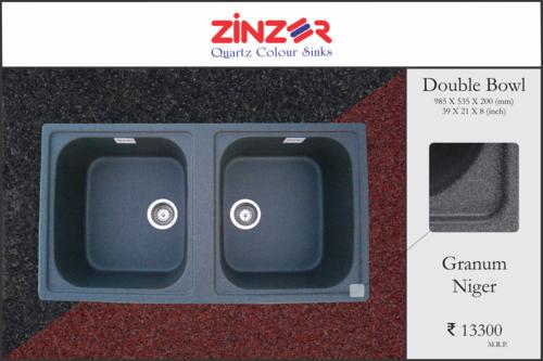 Zinzer Granite Kitchen Sink