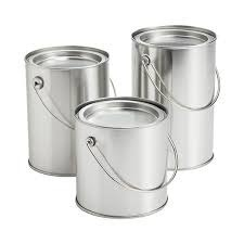 Metal Tin Containers