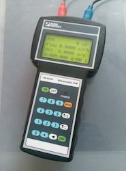 Ultrasonic Handheld Flow Meter