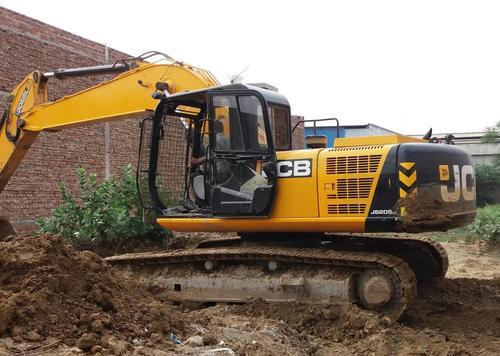 Used Spare Parts Of Excavator Jcb Js 205