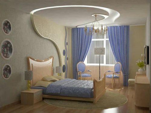 Gypsum Board Master Bed Room Ceilings, Rs 80 /feet ...