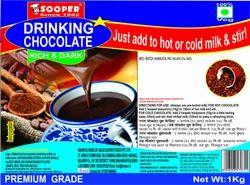 Sooper Rich & Dark Drinking Chocolate 1 kg Pouch