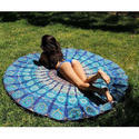 Mandala cotton Roundies
