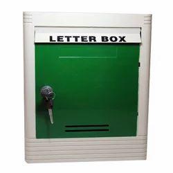 Letter Box C-GREEN