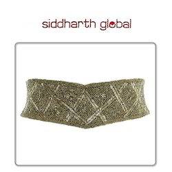 Siddharth Ladies Beaded Fashion Belt