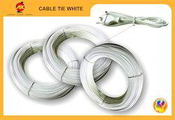 Twisting Type Cable Tie Flat