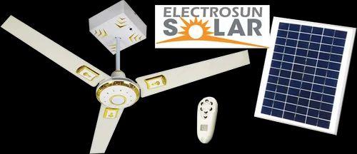 Solar Dc Fans Solar Ceiling Fan Manufacturer From Chandigarh