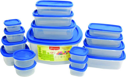 299b438759b White And Blue Plastic Container