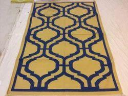 Woven Handloom Punja Handmade Cotton Carpet