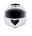 Vega Crux White Full Face Large Helmet