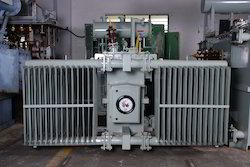 Oil Filled or Oil Immersed Transformer