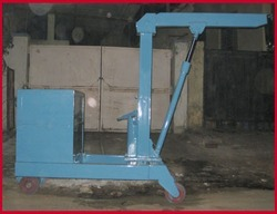 Floor Crane Counter for Cylinder & Hand Pump