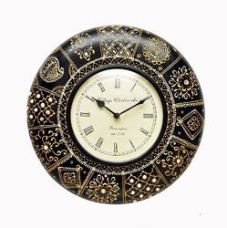 Hand Painted Traditional Wall Clocks