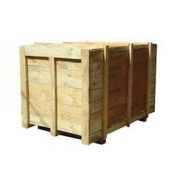Industrial Rubber Wooden Packing Box
