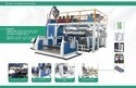 Twin Die Extrusion Coating Lamination Plant