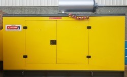 Eicher Three Phase 30 kVA Silent Diesel Generator, 415 V