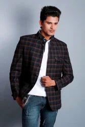 Tweed  Chek Chek Blazer