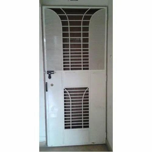 Stainless Steel Safety Doors  sc 1 st  IndiaMART & Stainless Steel Safety Doors Stainless Steel Doors - Bhagwanti ...