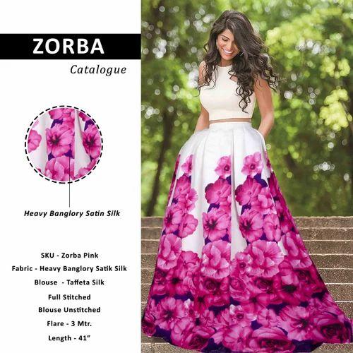 d8064d2903 Stylish Designs Long Gown, लॉन्ग गाउन - Tfunny Fashion ...