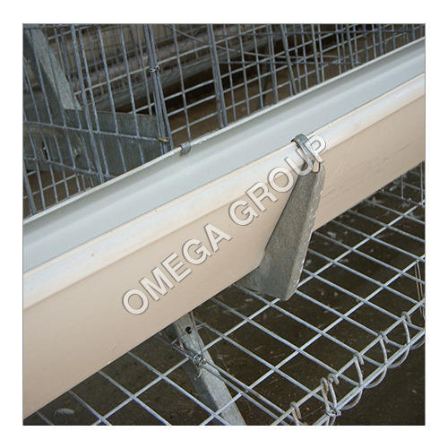 PVC Poultry Feeder