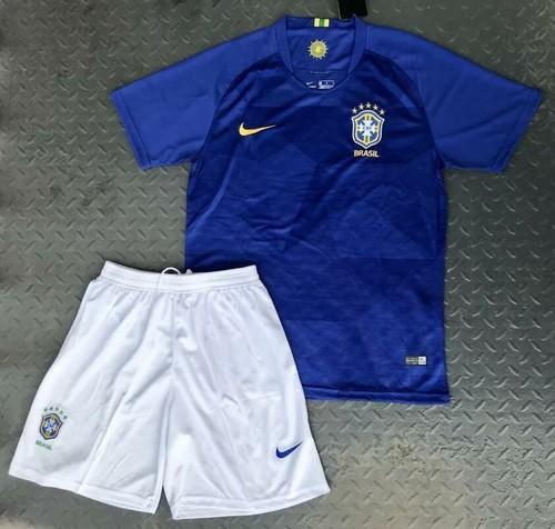 4c040b99b Brazil Away Kit 2018 Worldcup Jersey