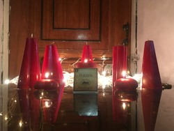 Conical Votive Wax Candle, For Praying