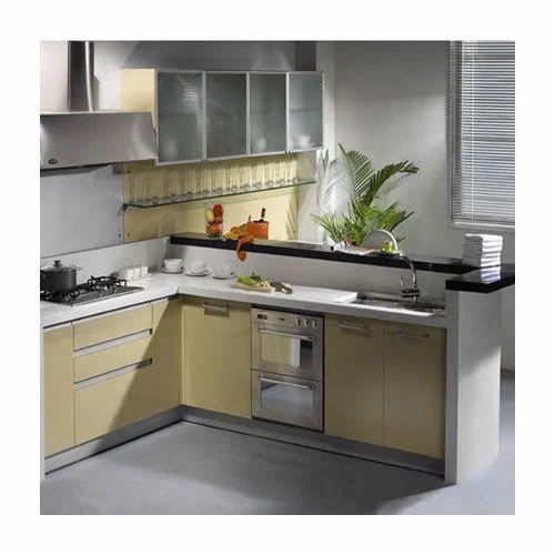 Modern Modular Kitchen Cabinets, D.Kumar Lamituff Glasses