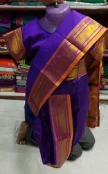 Cotton Kasta Saree