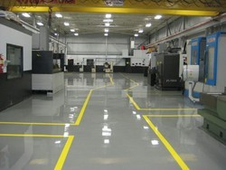 Industrial Grade Epoxy Flooring