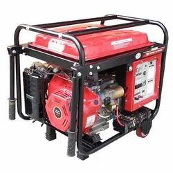 Portable Petrol & LPG Generator GE-7000PS
