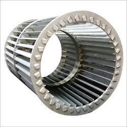 MS External Rotor Double Inlet Impeller
