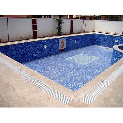 Prefabricated Swimming Pool Construction Service