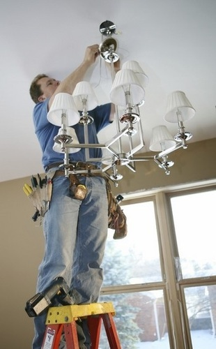 Chandelier services chandelier installation service manufacturer chandelier installation service mozeypictures Choice Image