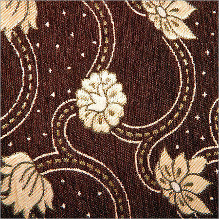 Printed Chenille Sofa Fabrics Rs 180