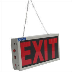 Exit Lights for Malls