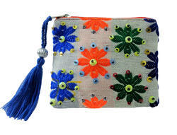 Embellished Coin Purse